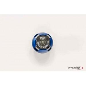 Τάπα λαδιού Puig Hi-Tech Suzuki DL 650 V-Strom 12- μπλε