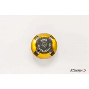 Τάπα λαδιού Puig Hi-Tech Suzuki DL 650 V-Strom -11 χρυσή