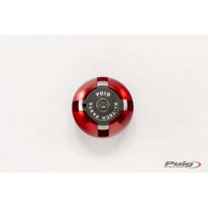 Τάπα λαδιού Puig Hi-Tech Honda CRF 1000L Africa Twin κόκκινη