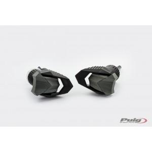 Προστατευτικά μανιτάρια Puig R19 Suzuki SV650 ABS/X 16- μαύρα