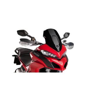 Ζελατίνα Puig Racing Ducati Multistrada 1260/S carbon look
