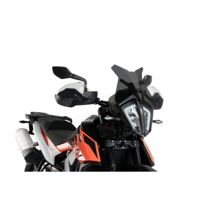 Ζελατίνα Puig Sport KTM 790 Adventure/R μαύρη