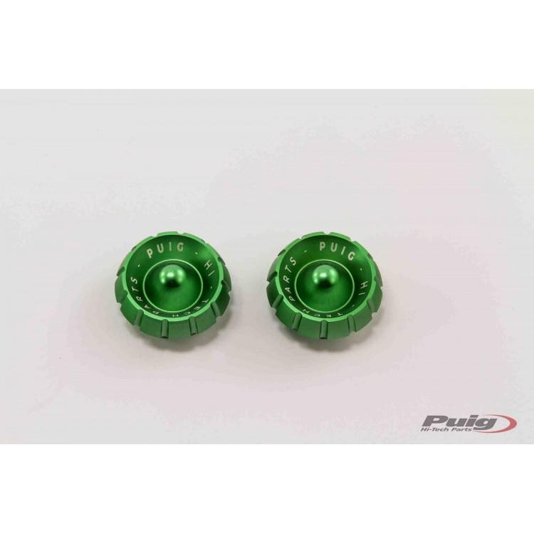 Καπάκια αντίβαρων Puig σειράς Thruster πράσινα