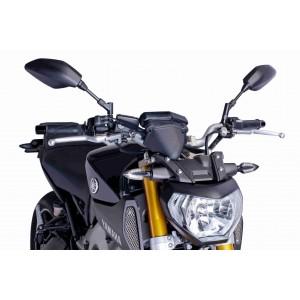 Προστατευτικό καπάκι οργάνων Yamaha MT-09 -16 μαύρο