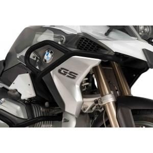 Άνω προστατευτικά κάγκελα Puig BMW R 1200 GS LC 17- μαύρα