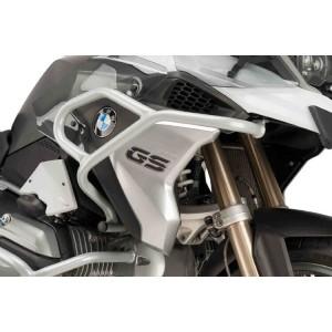 Άνω προστατευτικά κάγκελα Puig BMW R 1200 GS LC 17- ασημί