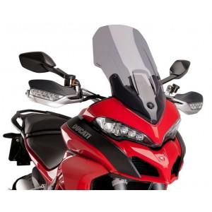 Ζελατίνα Puig Touring Ducati Multistrada 1260/S ελαφρώς φιμέ