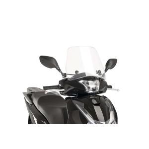 Ζελατίνα Puig Trafic Honda SH 125-150 17- διάφανη