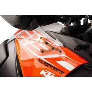 Πλαϊνά βοηθήματα αέρα Puig KTM 1290 Super Adventure S/T/R διάφανα