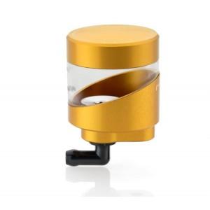 Δοχείο υγρών συμπλέκτη RIZOMA WAVE χρυσό