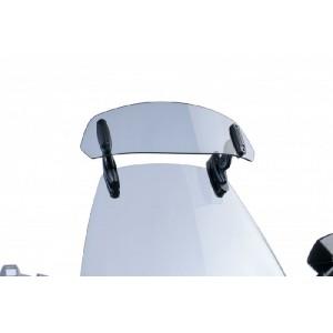 Ρυθμιζόμενο Universal Spoiler ζελατίνας Puig Clip on 102 X 325 χιλ. διάφανο