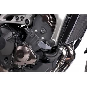Προστατευτικά μανιτάρια Puig R12 Yamaha MT-09 -16 μαύρα