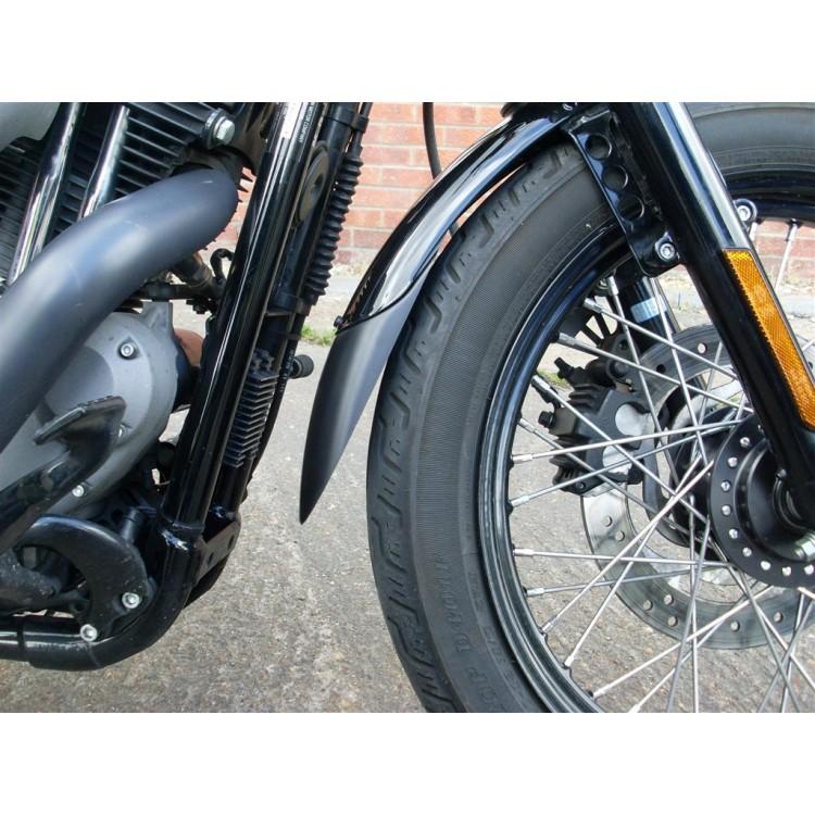 Επέκταση μπροστινού φτερού Harley Davidson Deuce / Dyna / Night train / Softail (full set)