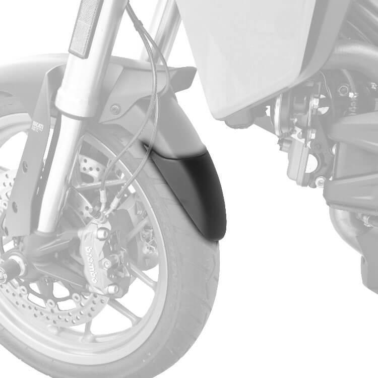 Επέκταση μπροστινού φτερού Ducati Multistrada 1200 Enduro (full set)