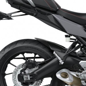 Επέκταση πίσω φτερού Yamaha MT-09 Tracer/GT 18- μαύρη