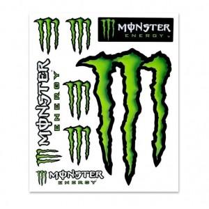 Αυτοκόλλητα Monster Standard 20 x 24 εκ.