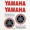 Αυτοκόλλητα Yamaha Standard 10 x 12 εκ.
