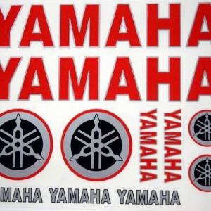 Αυτοκόλλητα Yamaha Standard 20 x 24 εκ.