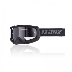 Μάσκα Enduro/Motocross iMX Racing Dust μαύρο ματ