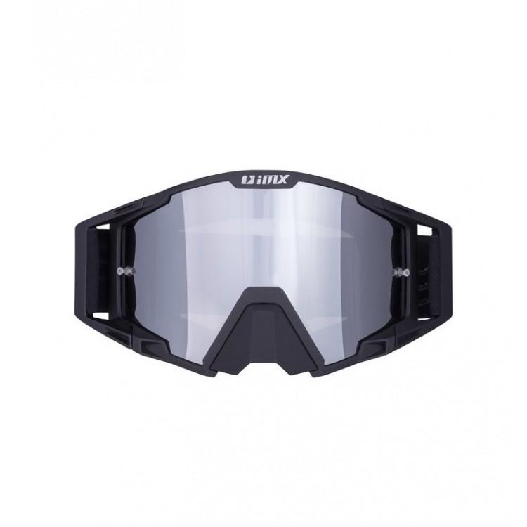 Μάσκα Enduro/Motocross iMX Racing Sand μαύρο ματ