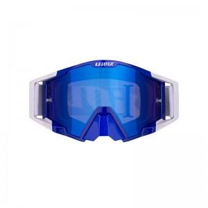 Μάσκα Enduro/Motocross iMX Racing Sand μπλε-λευκό