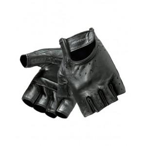 Γάντια Rebelhorn Rascal κοφτά μαύρα