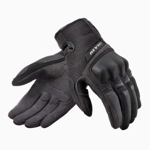 Γάντια RevIT Volcano καλοκαιρινά μαύρα