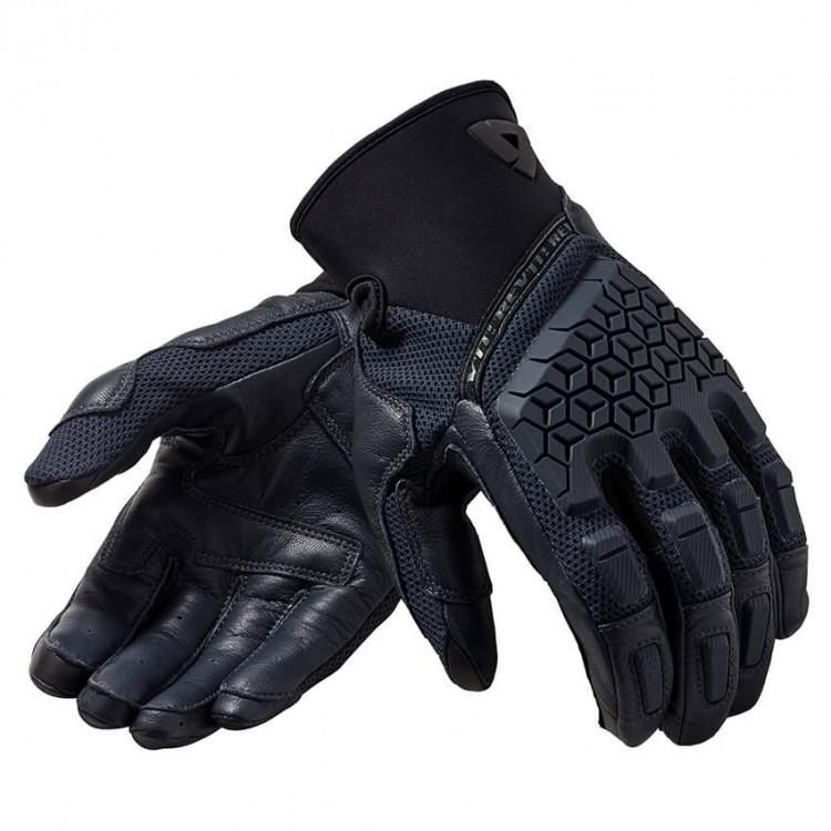Γάντια RevIT Caliber καλοκαιρινά σκούρο μπλε