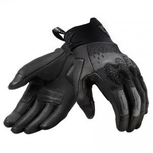 Γάντια RevIT Kinetic καλοκαιρινά μαύρα-ανθρακί