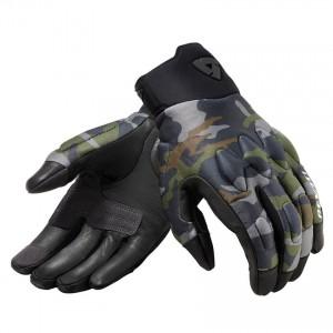 Γάντια RevIT Spectrum καλοκαιρινά camo σκούρο πράσινο