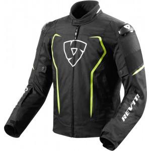 Μπουφάν RevIT Vertex H2O μαύρο-neon κίτρινο