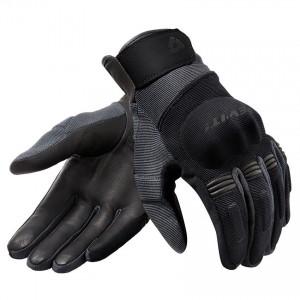 Γάντια RevIT Mosca H2O μαύρα-ανθρακί