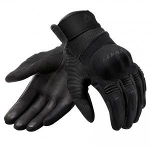 Γάντια RevIT Mosca H2O γυναικεία μαύρα