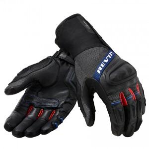 Γάντια RevIT Sand 4 H2O μαύρα-κόκκινα