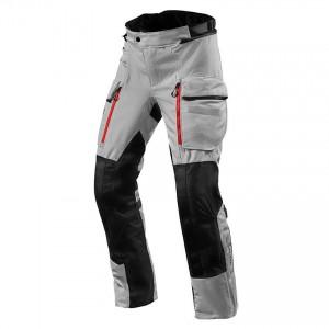 Παντελόνι RevIT Sand 4 H2O ασημί-μαύρο (μακρύ)