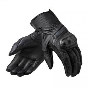 Γάντια RevIT Chevron 3 καλοκαιρινά μαύρα