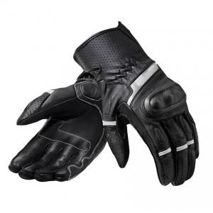Γάντια RevIT Chevron 3 καλοκαιρινά μαύρα-λευκά