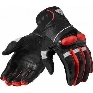 Γάντια RevIT Hyperion καλοκαιρινά μαύρα-neon κόκκινα