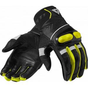 Γάντια RevIT Hyperion καλοκαιρινά μαύρα-neon κίτρινα