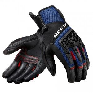 Γάντια RevIT Sand 4 καλοκαιρινά μαύρα-μπλε