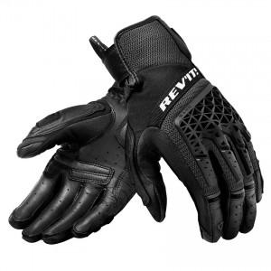 Γάντια RevIT Sand 4 καλοκαιρινά μαύρα