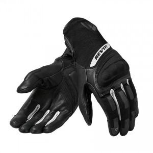 Γάντια RevIT Striker 3 καλοκαιρινά γάντια γυναικεία μαύρα - λευκά