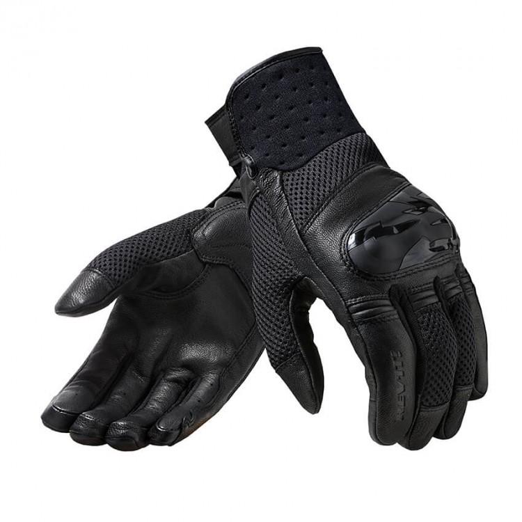 Γάντια RevIT Velocity καλοκαιρινά μαύρα