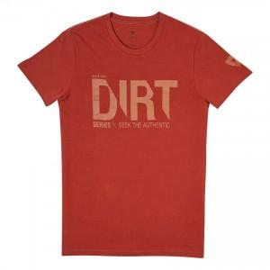 T-shirt RevIT Field κόκκινο