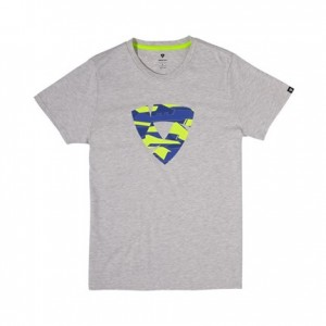 T-shirt RevIT Manor γκρι-μπλε