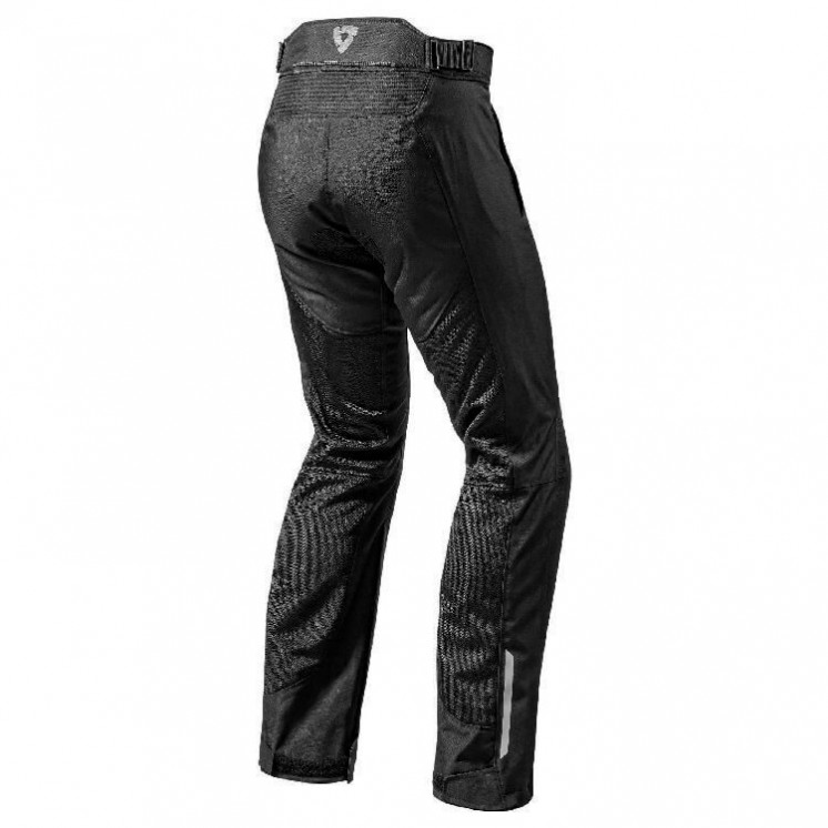 RevIT Airwave 2 καλοκαιρινό παντελόνι μαύρο (μακρύ) 7cefe536064