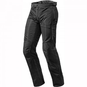 Rev'IT Airwave 2 καλοκαιρινό παντελόνι μαύρο
