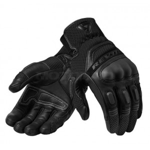 RevIT Dirt 3 καλοκαιρινά γάντια μαύρα