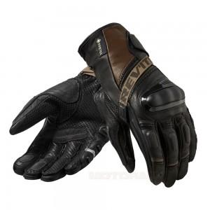 Γάντια RevIT Dominator 3 GTX μαύρα-καφέ