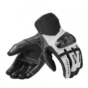 Γάντια RevIT Prime καλοκαιρινά μαύρα-λευκά